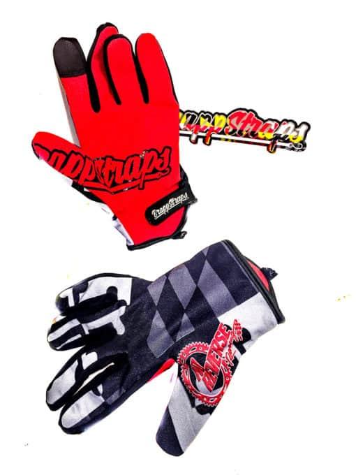 No Reverse MX gloves