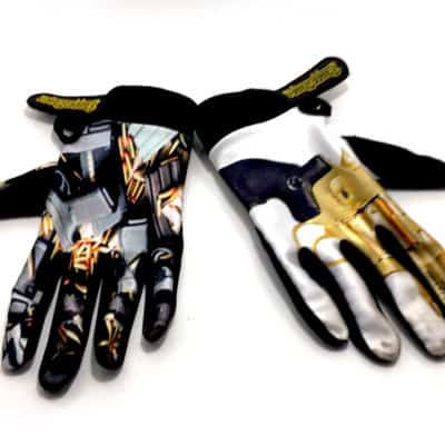 Ghetto Blaster MX Gloves