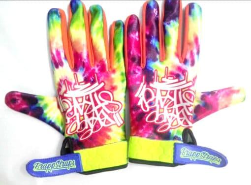 Hippie Twist MX Gloves