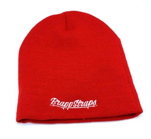 Brapp Straps Beanie - Red