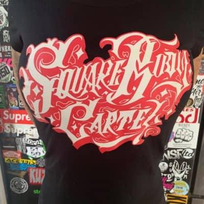 SquareBody Cartel Women's Tshirt by BrappStraps
