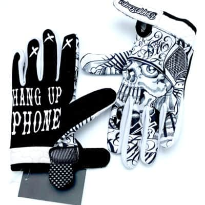 Boog Star Collaboration MX Gloves by Brapp Straps
