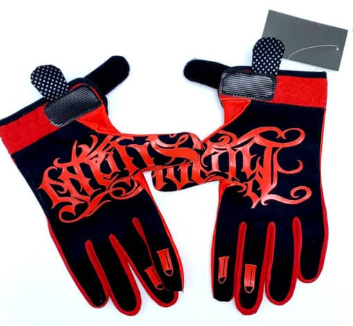 Limited Never Rat MX Gloves by Brapp Straps