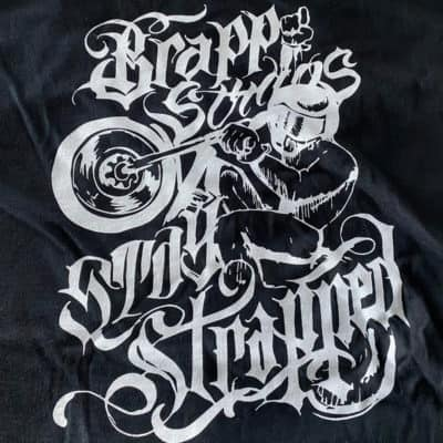 Boog Dyna Tee by BrappStraps