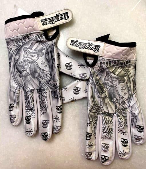 Put Up or Shut Up MX Gloves by BrappStraps