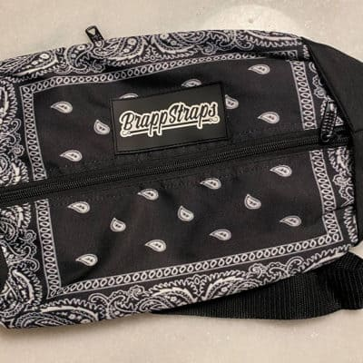 The Prospect Bag by BrappStraps