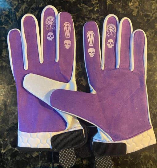 Live Fast MX Gloves MX Gloves by Brapp Straps
