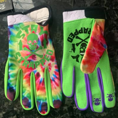 Hippie Twist 2 MX Gloves MX Gloves by Brapp Straps