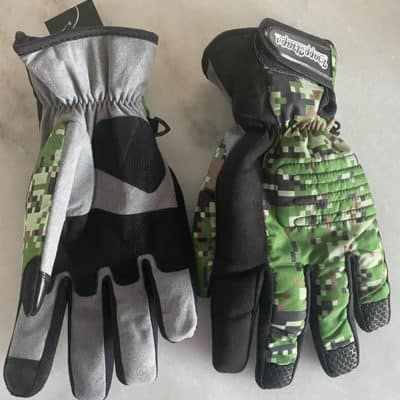 Cold Earth Wear MX Gloves by Brapp Straps