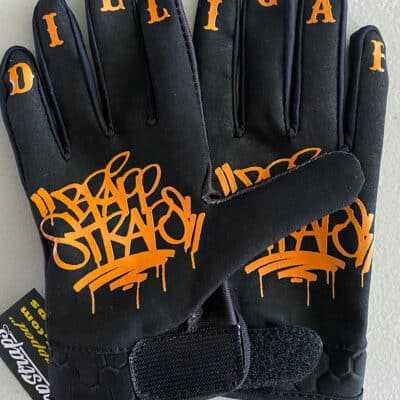 DILLIGAF MX Gloves by Brapp Straps